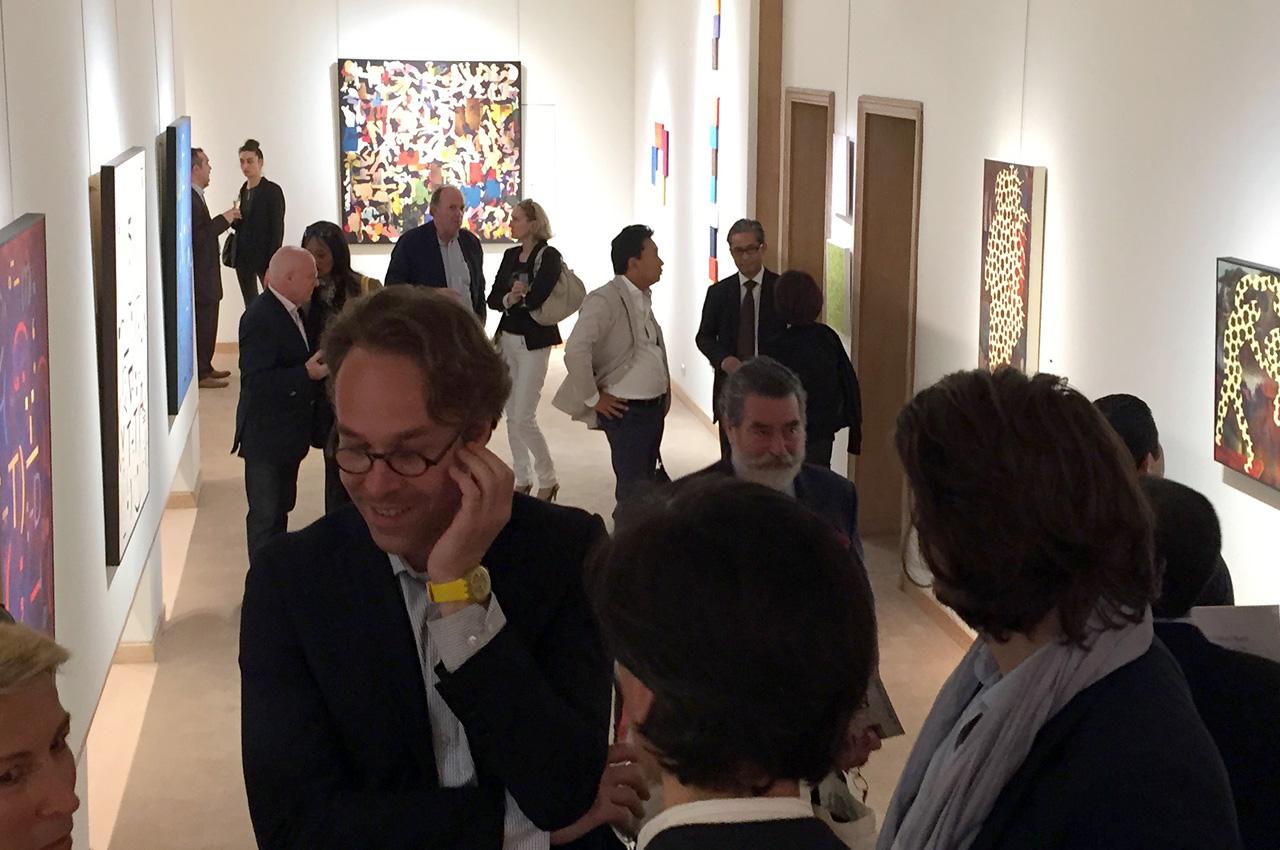 Galerie taménaga France 2015